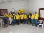 Saúde realiza atividades no encerramento do Setembro Amarelo