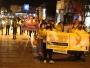 Caminhada Luminosa leva itaquienses às ruas pela valorização da vida